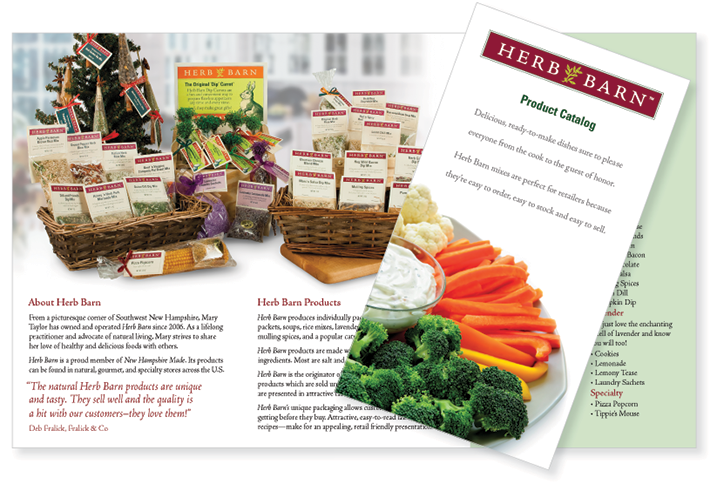 Herb Barn catalog